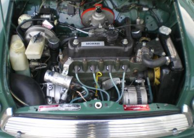 Austin mini motor