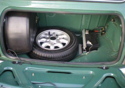 Austin mini bagagerum 2