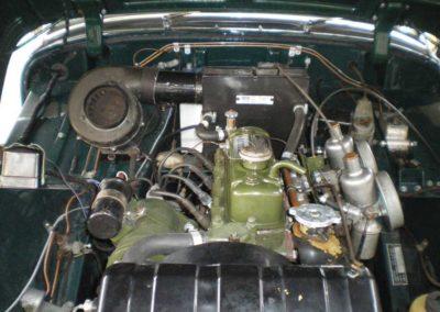 Austin-Healey Frogeye motor